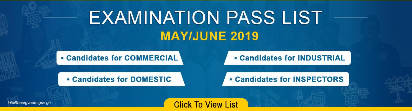 exam-pass-list-2019